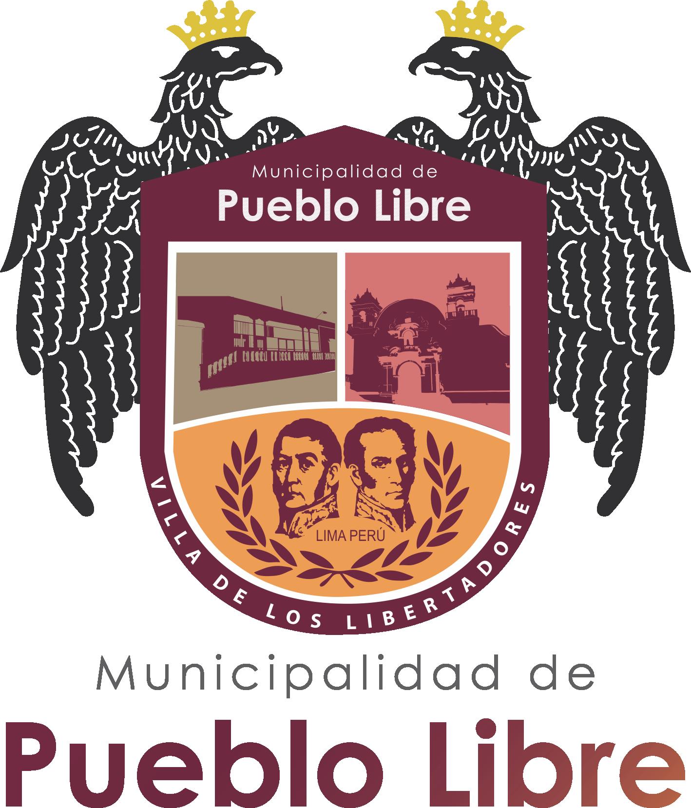 Logo Municipalidad Distrital de Pueblo Libre
